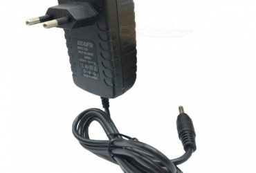 12V 2A Universal Power Adapter Charger – Black