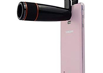 12X Zoom Lens for Mobile Phone