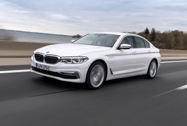BMW 5 Series 530e plug in hybrid 2018