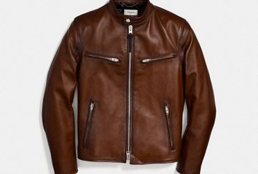 Leather jacket code:An:06
