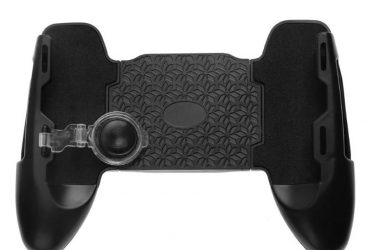 3 in 1 Portable JL-02 Joystick Grip Handle Mobile Gamepad Controller – Black