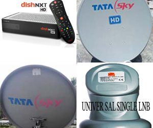 Dish Tv HD Package!