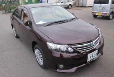 Toyota Allion G Plus 2016