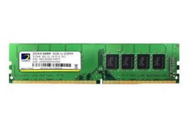 4GB DDR3 1600MHz RAM – Green
