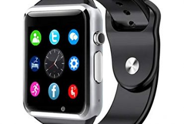 A1 Smart Watch iOS and Android Mate – Black