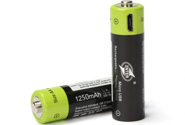 AA Rechargeable Battery – 2pcs
