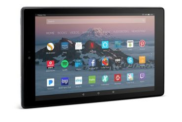 Amazon Fire HD 10 Tablet – 32 GB