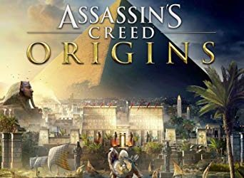 Assassins Creed Origins Gaming CD for PlayStation 4 (PS4)