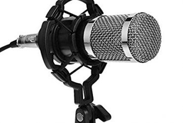 BM800 Dynamic Condenser Microphone Sound Studio KTV Singing Recording Mic