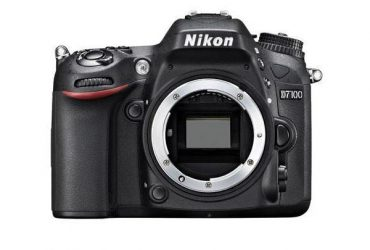 D7100 – DSLR Camera (Body Only)