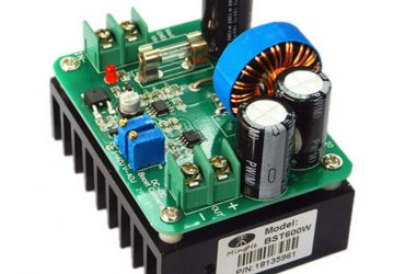 DC-DC 600W 10-60V to 12-80V Boost Converter Step-up Module car Power Supply