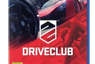 Driveclub Gaming CD for PlayStation 4 (PS4)