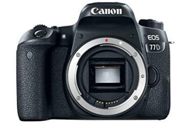 EOS 77D DSLR Camera (Body)