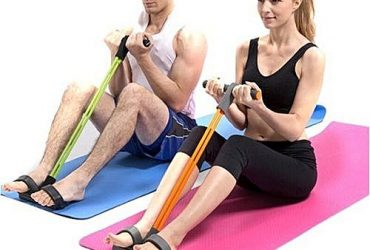 Fitness Sit-ups Equipment for Home Exercise – Multicolour