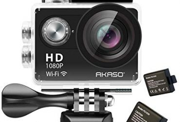 Full HD 1080P Sports Action Camera 12MP