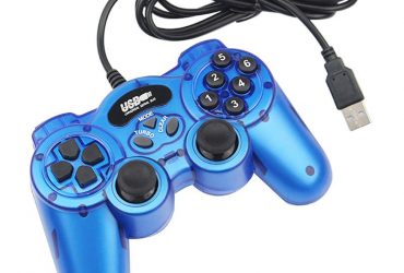 Gaming Controller Game Pad For PC and LAPTOP – Blue