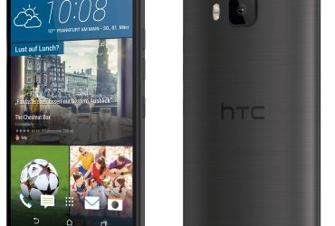 HTC One E9 full box (Used)