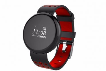 I8 Waterproof Smart Watch – Black