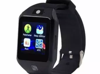 K20 Android 3G Smart Mobile Watch – Black