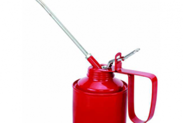Oil Can – Red