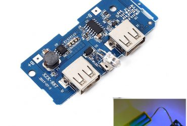 Power Bank Module Pair 5V 1A – Blue