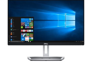"S2218H LED Wide Monitor – 22"" – Black"