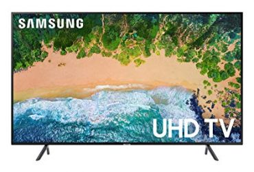 Samsung 43inch UHD 4K Smart TV NU7100 Series 7