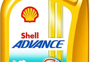 Shell Advance Ultra 4T- AXStar – 20w-40 Engine Oil for Bike