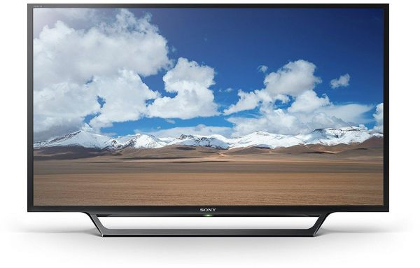 Sony LED TV 32inch KDL-W600D/W602D – Black