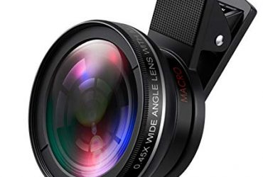 Super Macro Wide Lens HD Camera Lens Kit for Smartphones