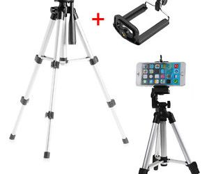 Tripod Camera Stand and Mobile Stand –