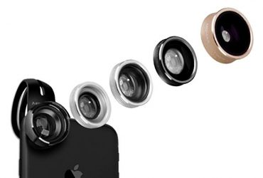 Universal Clip Lens For Camera Mobile Phone Lens