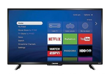 Vikan Android  Smart HD LED TV – 32inch – Black