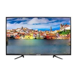 Vikan Smile HD LED TV – 24 Inch- Black