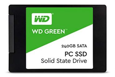 Western Digital 240GB Speed SSD For Gaming