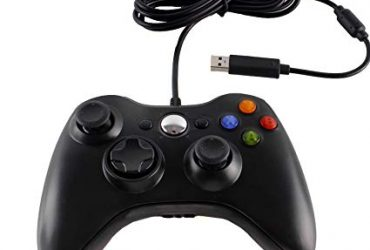 Wired Controller Xbox 360 – Black