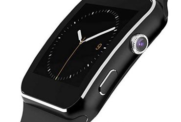 X6 Smart Watch Phone – Black