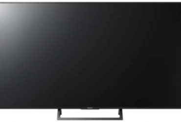 X7000E 4K SMART LED TV – 43inch – Black