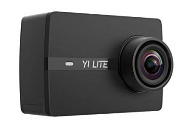 Yi 4K Lite Camera – Black