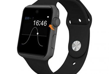 Z10B Smart Watch Sim Sports and Android Mate – Black