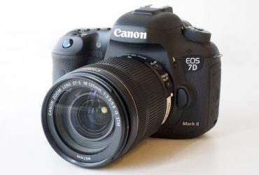 Canon DSLR EOS 7D Mark II