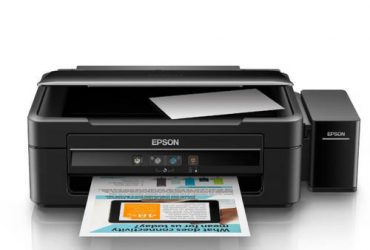 Epson Color Printer L380 All in1+Scan+Photocopy