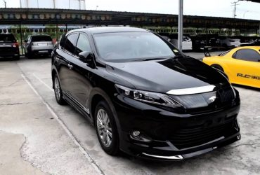 Toyota Harrier ADVANCE PREMIUM 2015