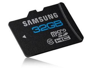 Samsung 32GB Micro SD Memory card