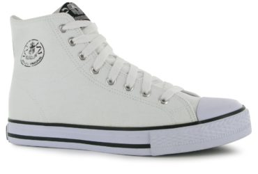 Dunlop Canvas High.