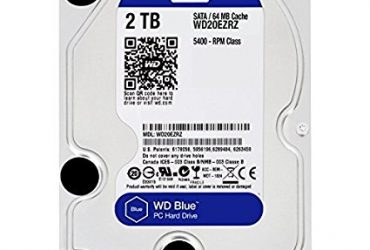 2TB New Desktop Hard disk