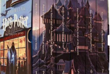 Harry Potter Book Set(almost New)