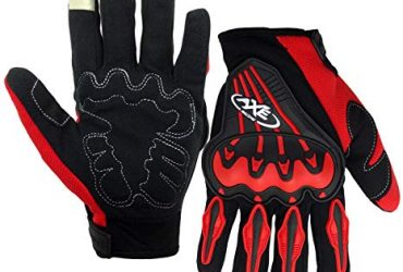 Axe Full Fingered Gloves for Bikers