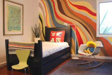 wesome Colorful Bedroom For Kids.