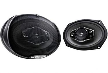 KFC6994ps Back Side Car Speaker – Black